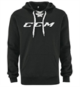 CCM Hockey Lace Hoody Sr + Jr