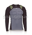 Reebok KFS Hybrid Core Padded Long/Short Sleeve Shirt Sr